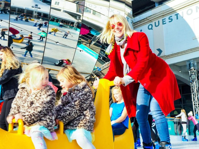 Winter Fair We THe Curious - Christmas Fair - Christmas activities for kids in Bristol