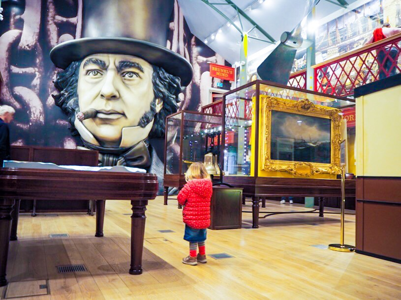 Being Brunel SS Great Britain Bristol