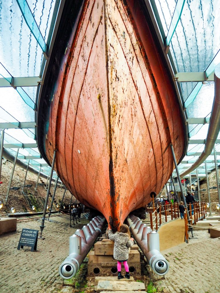 Victorian Christmas Weekend Brunel's SS Great Britain