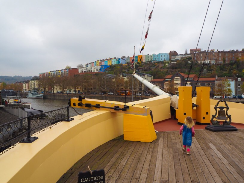 Victorian Christmas Weekend at Brunel's SS Great Britain