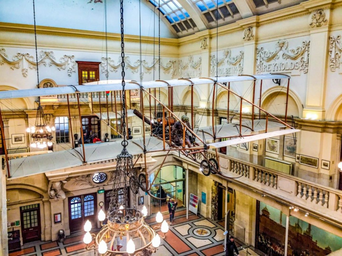 Bristol Museum and Art Gallery - free museum