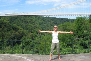 Clifton Suspension Bridge - Angharad Paull - This Bristol Brood
