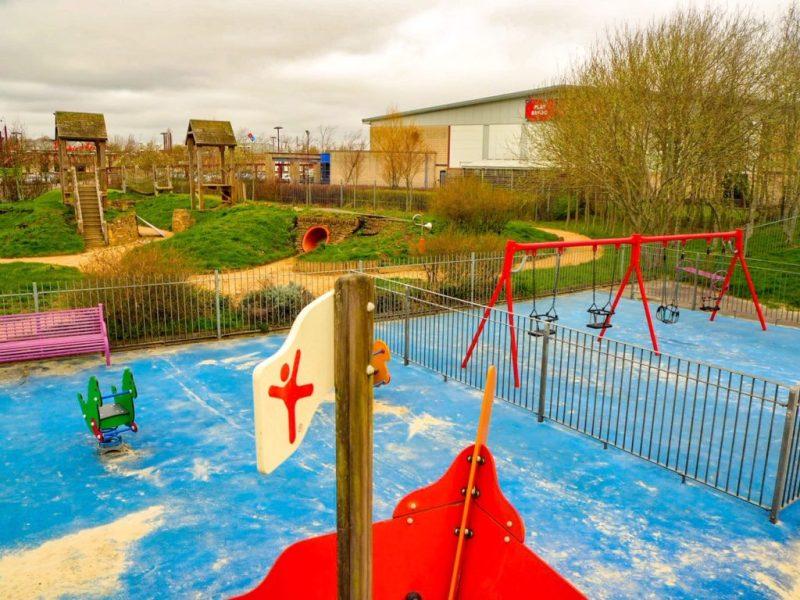 Hengrove playground