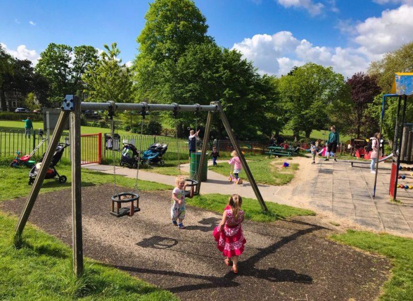 Bristol's best kid's playgrounds
