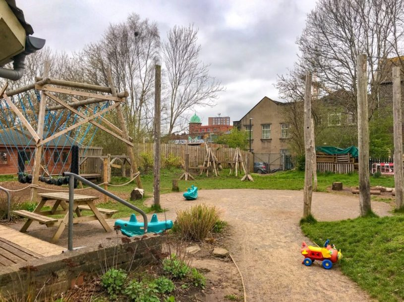 Windmill hill city farm - free things to do in Bristol with kids