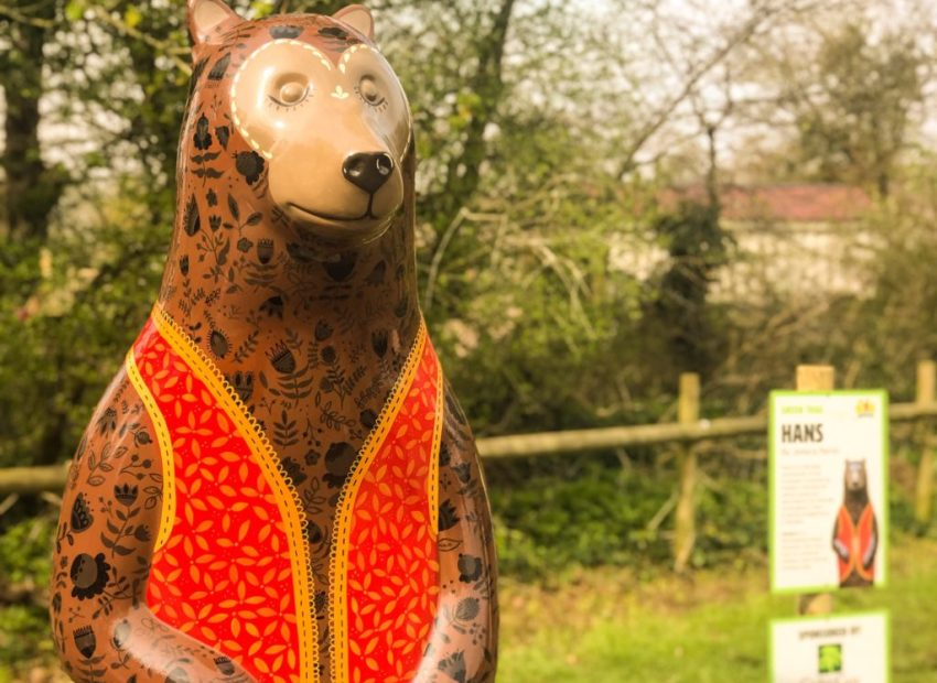 Big Bear Sculpture Trail Wild Place Project