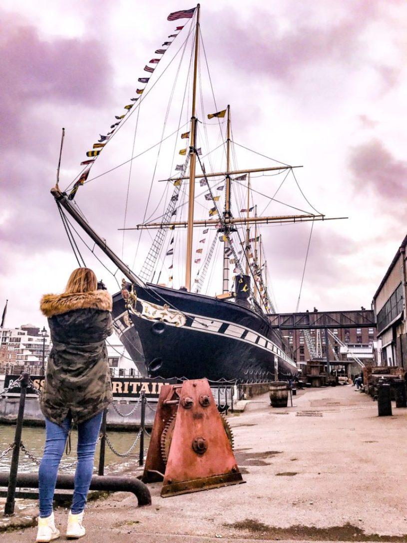 Brunel's SS Great Britain bristol activities for kids