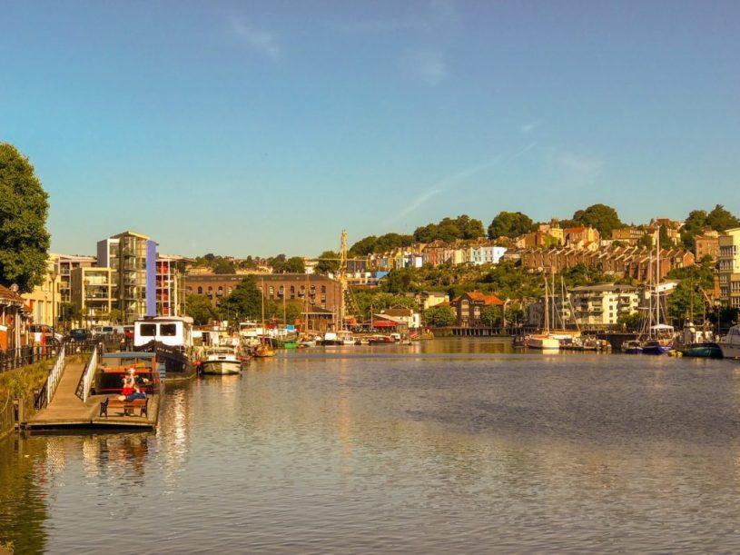 harbourside Bristol activities