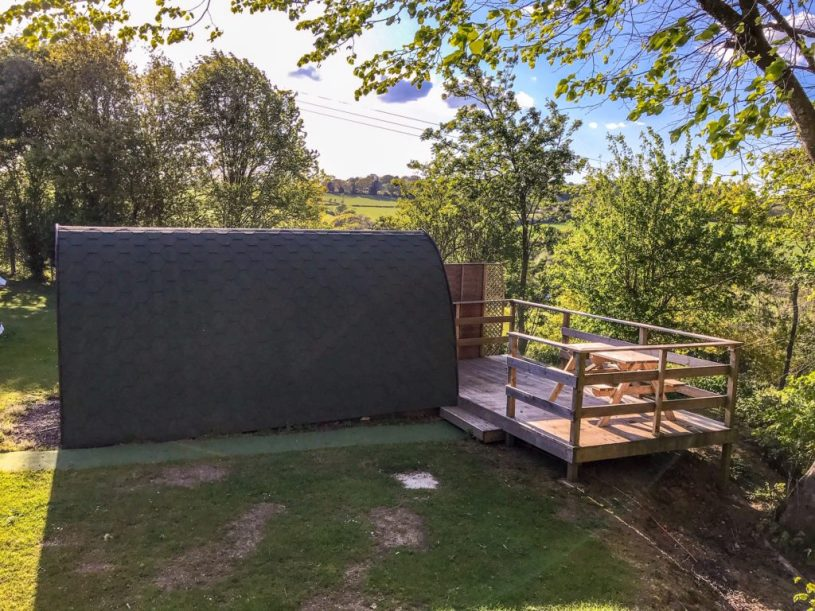 campsites near Bristol review_andrewshayes holiday park in devon