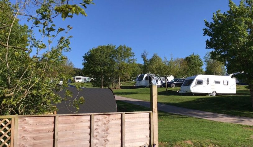 Andrewshayes holiday park devon