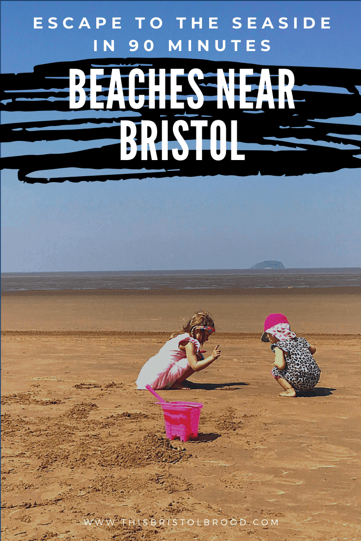 Beaches near Bristol - escape to the seaside in 90 minutes