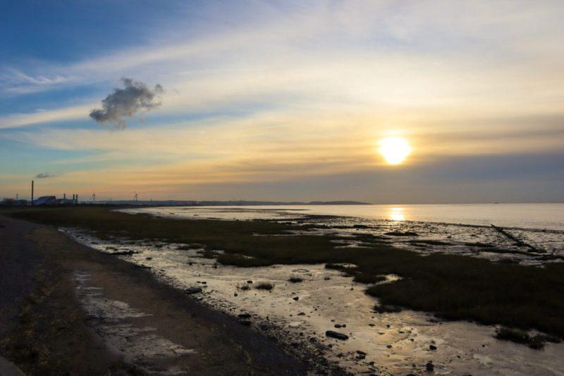 Severn Beach, Severn Estuary, Bristol