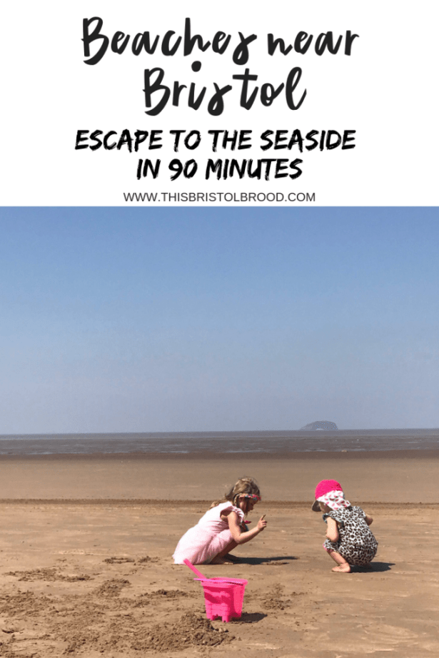 Beaches near Bristol: escape to the seaside in under 90 minutes