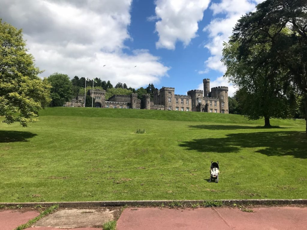 Cyfarthfa castle welsh valleys