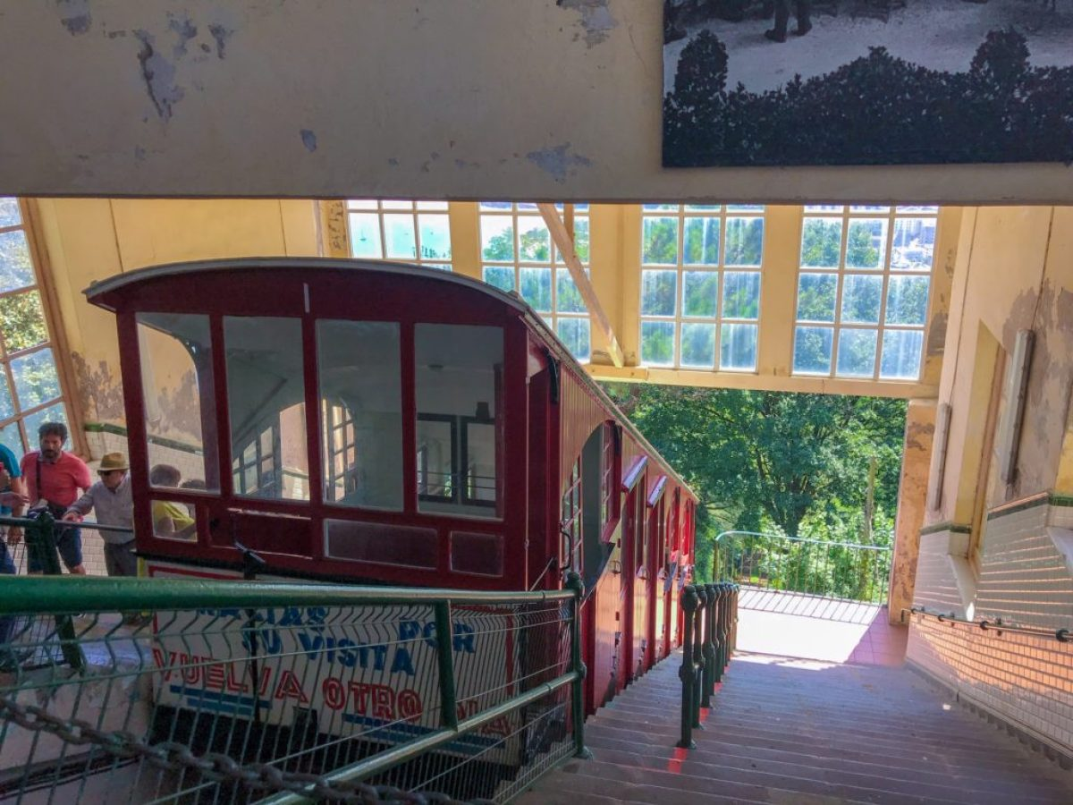 san sebastian funicular