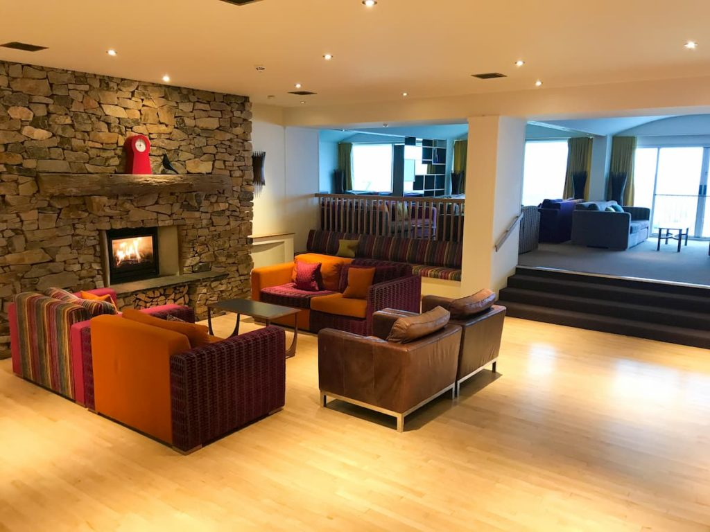 Sitting room Bedruthan hotel and spa