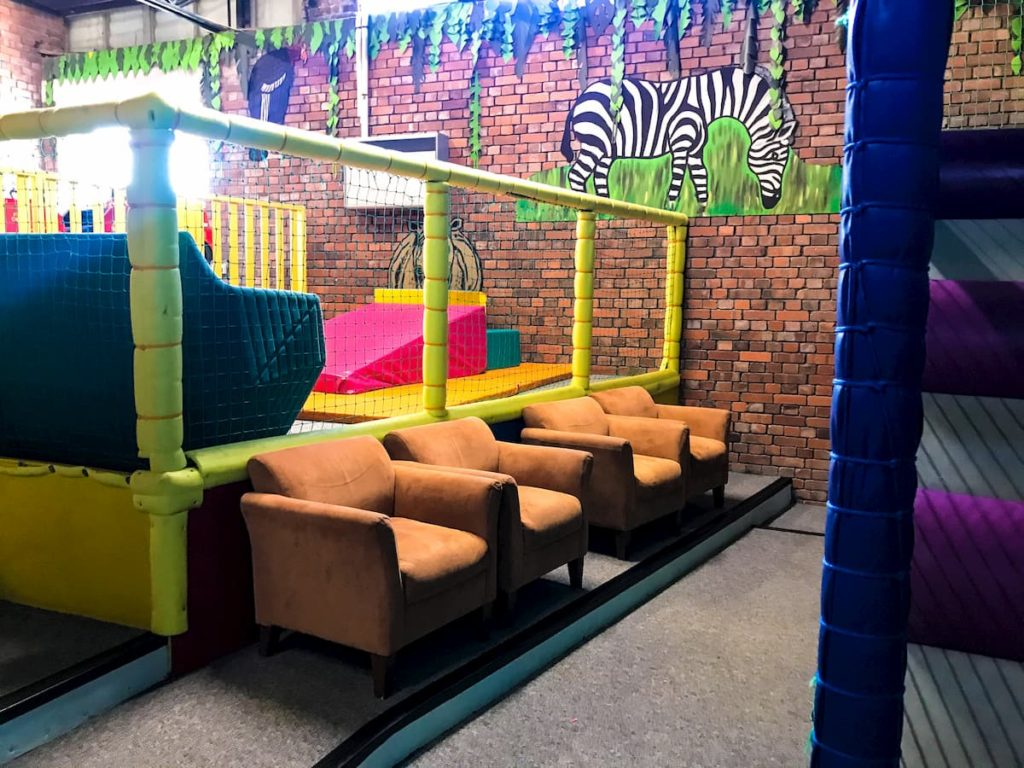 Bedruthan soft play