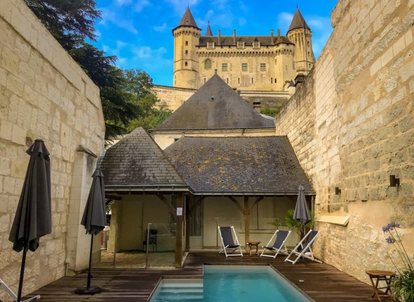 24 hours in Saumur