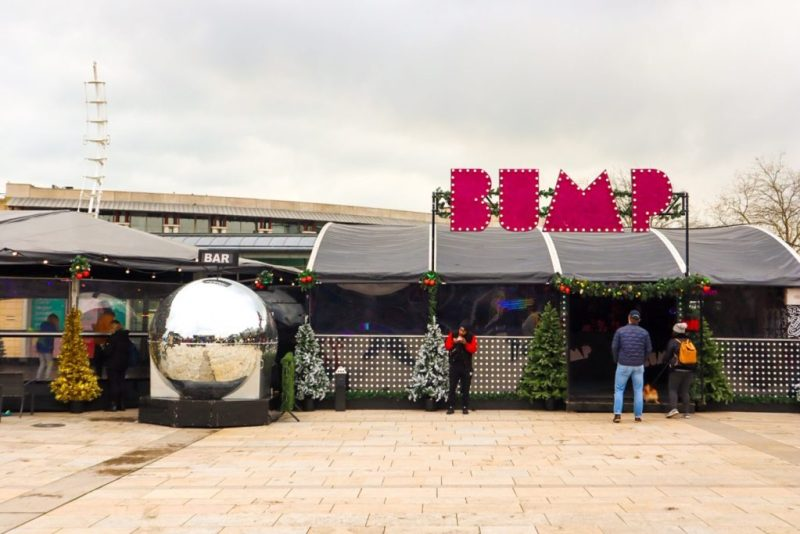Bump Roller Disco, Millennium Square Bristol