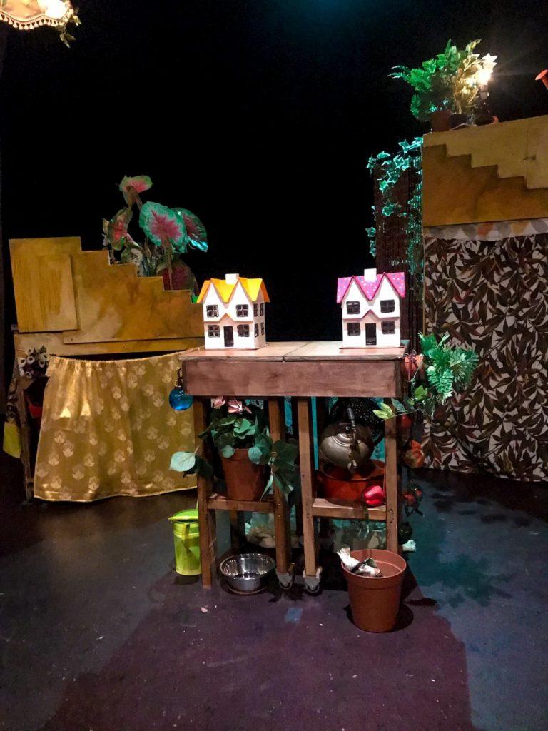 Sorcerers apprentice - wardrobe theatre bristol