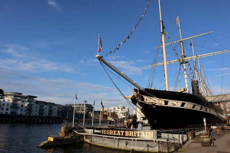 Brunel's SS Great Britain, family attraction, Bristol