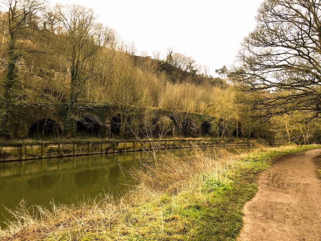 Conham River park, Brunel's GWR arches