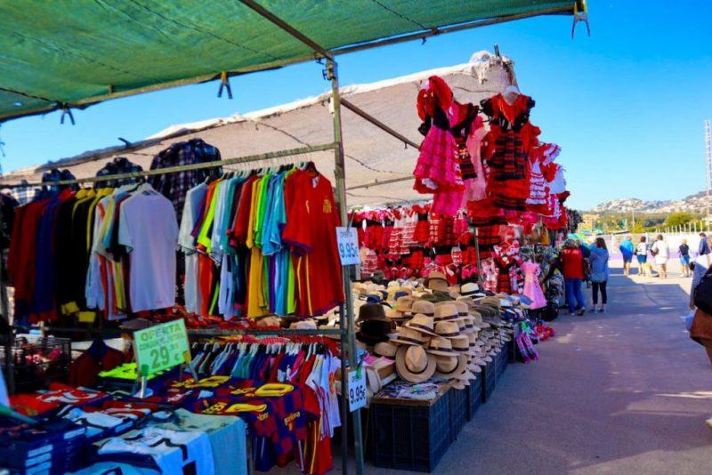 Moraira market