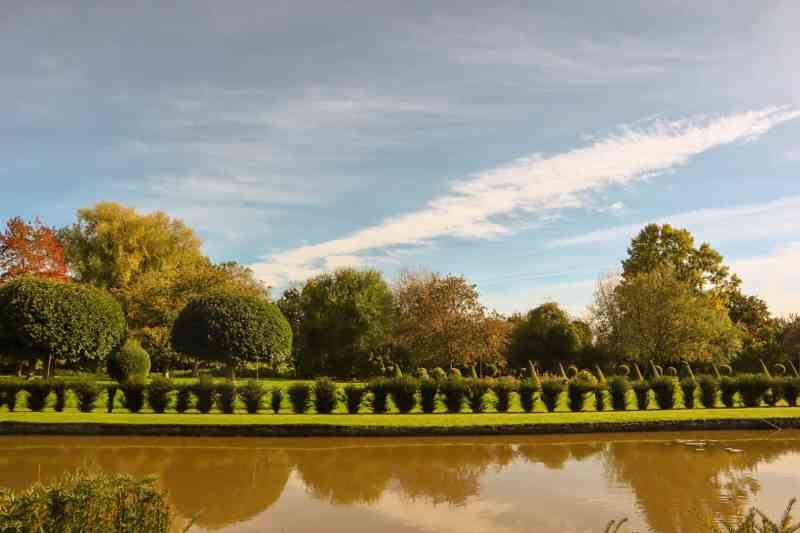 Westbury Court Gardens, National Trust, Gloucestershire