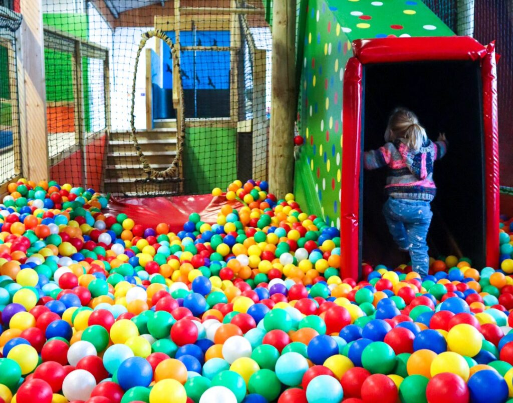 Noah's Ark Zoo farm - soft plays Bristol