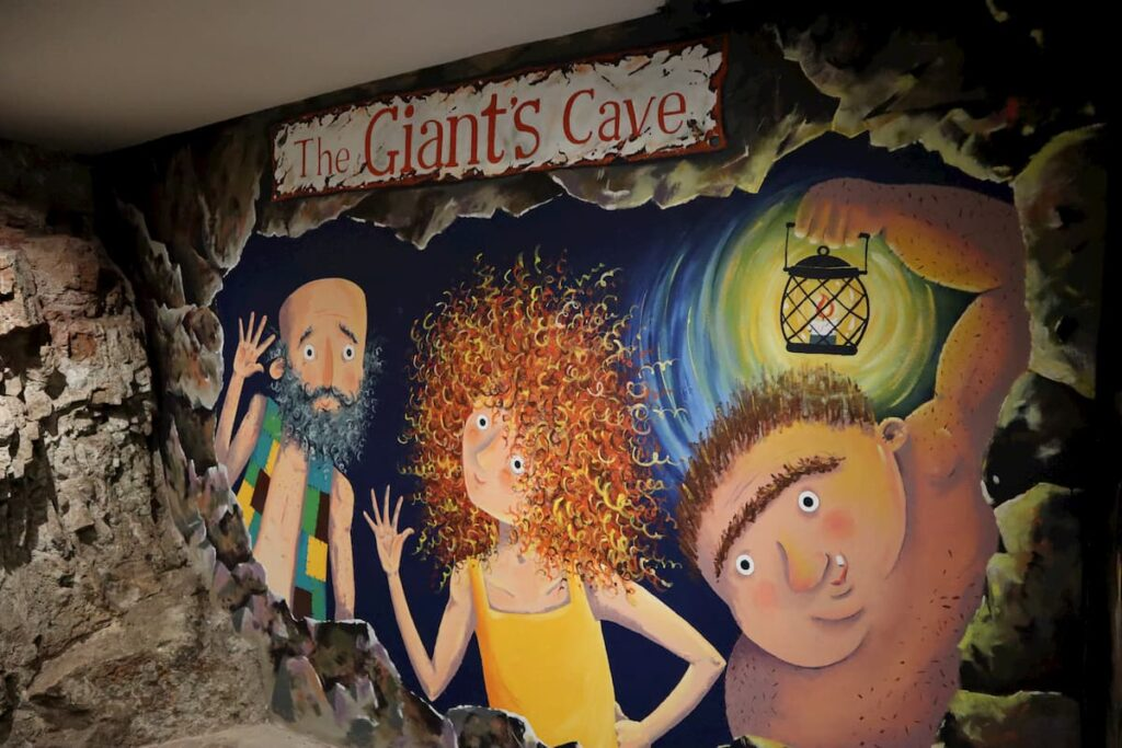The Giants Cave Bristol, Clifton Observatory