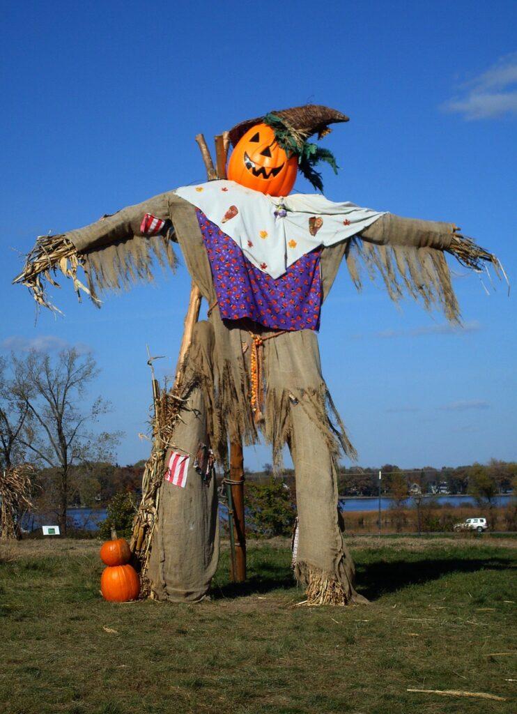 Scarecrow trail Bradley stoke