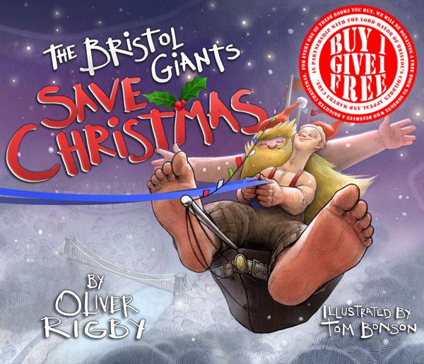 The Bristol Giants Save Christmas
