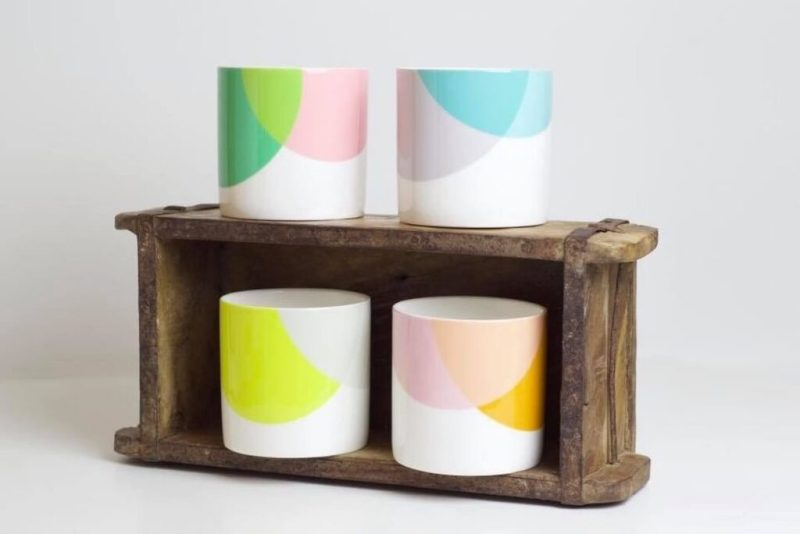 'Dip' cups - Rolfe and Wills - shop independent, Bristol