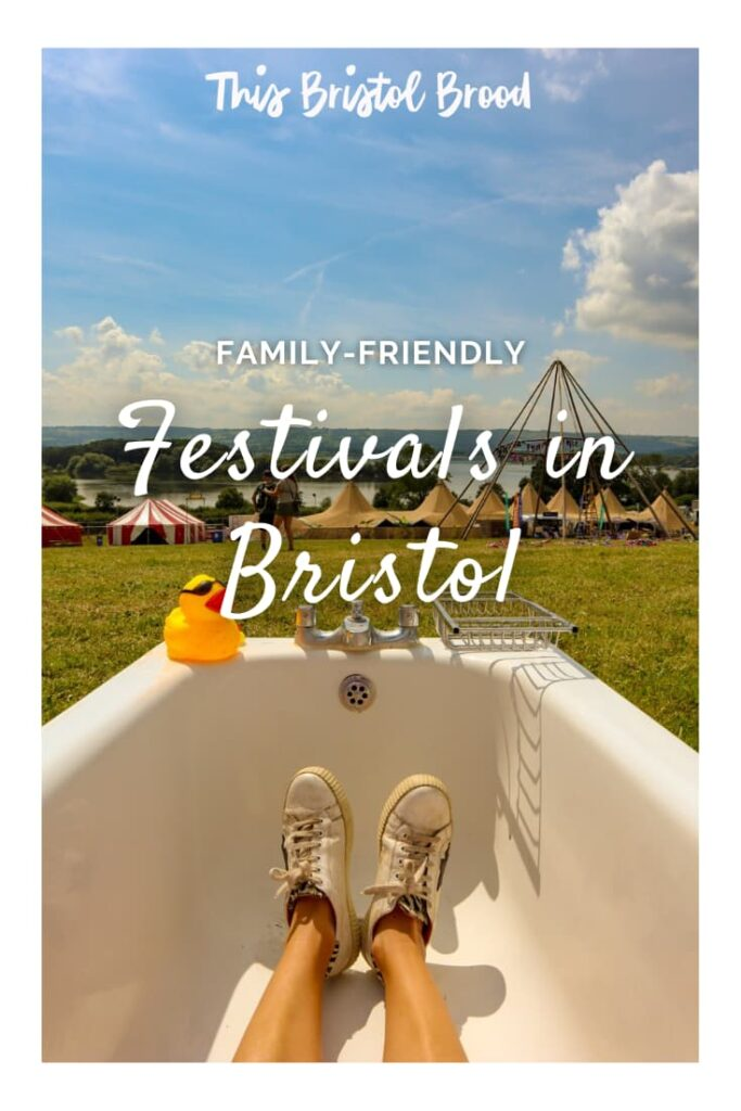 Family festivals in Bristol 2021
