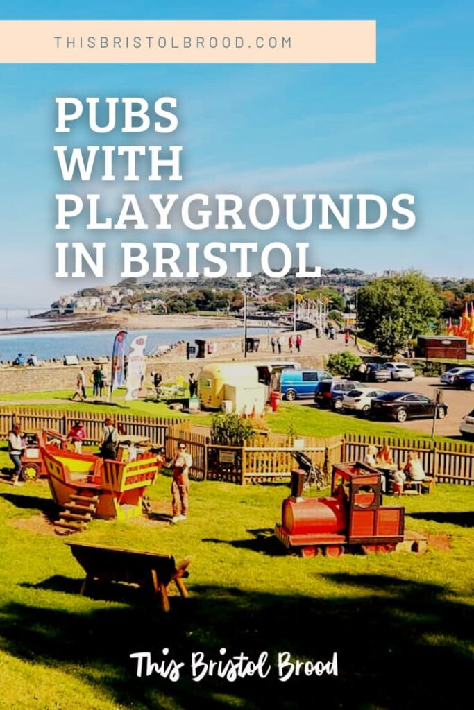 Family-friendly pubs with playgrounds in bristol