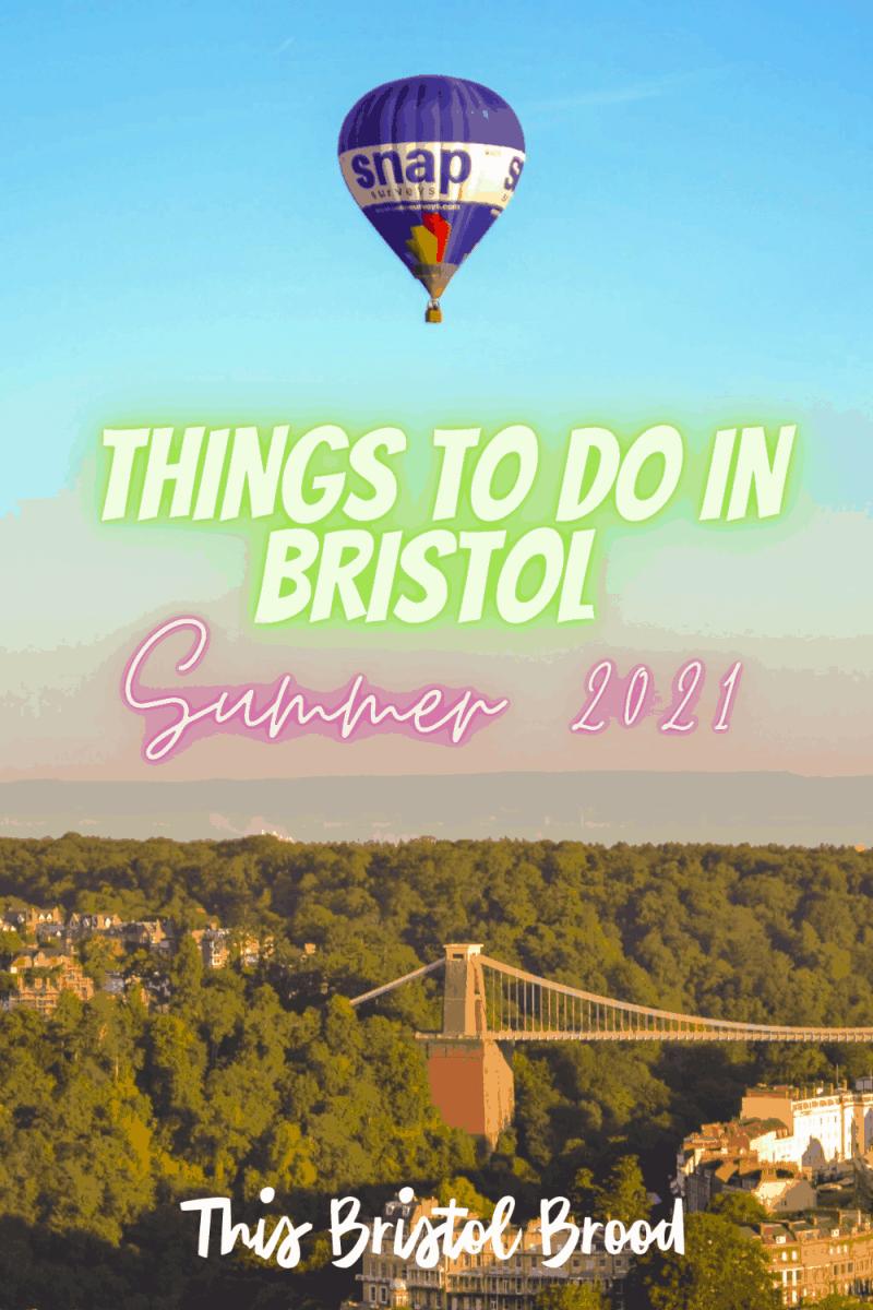 Summer activities in Bristol