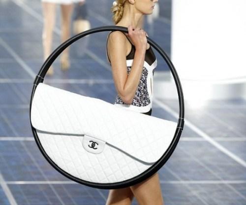 Chanel Hula Hoop Handbag Spring 2013