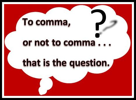to-comma-or-not-to-comma