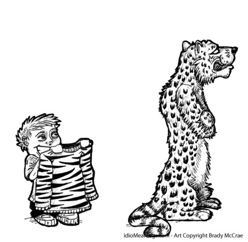 Leopards never change their spots