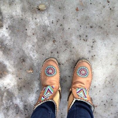 Yeti Tan Boots