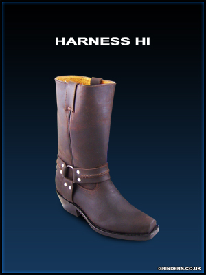 Grinders Harness Boots