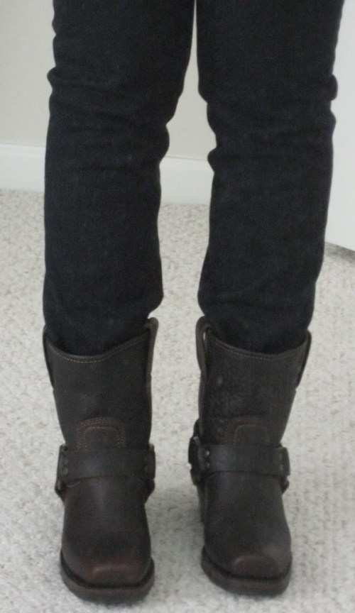 Frye 8R Harness Boots