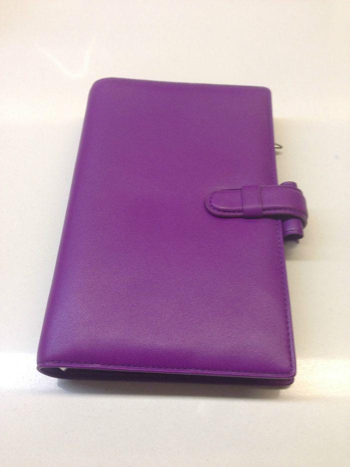 Purple Bloomsbury in Personal size