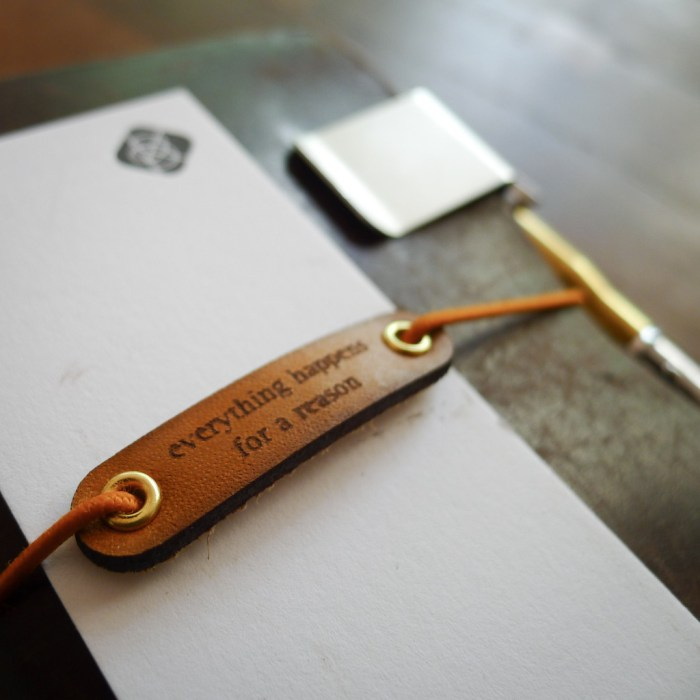 Not from Etsy but this Traveler's notebook charm is lovely - find it here