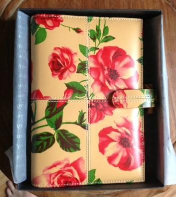 Rose Classic Filofax - never put into production