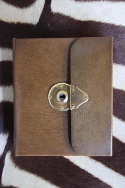 1900 Five Year Diary by Asprey