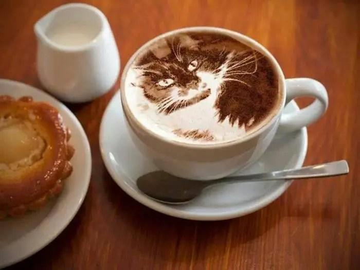 cat-coffee-art