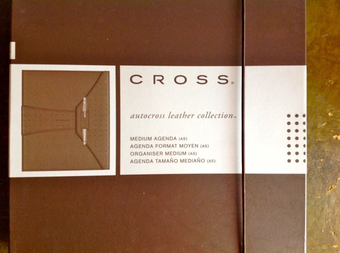 Closer view. I have always loved cross but never owned anything by them