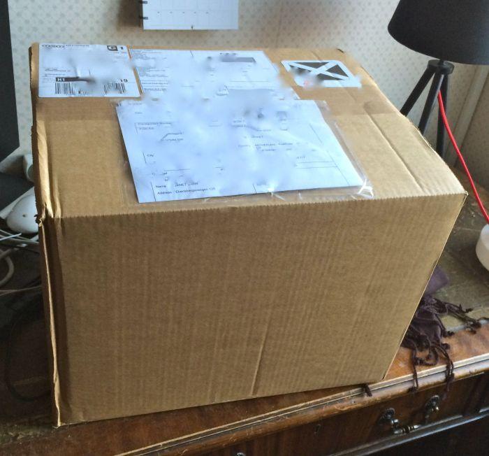 Big parcel