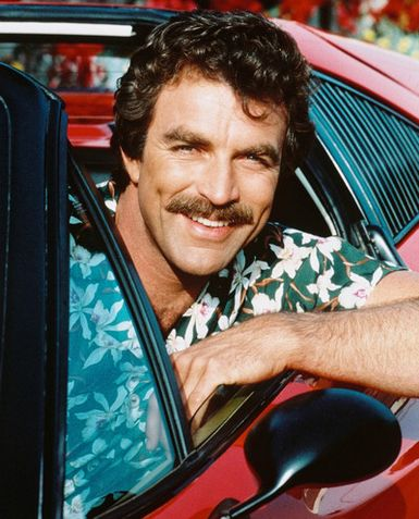 Magnum PI tom selleck